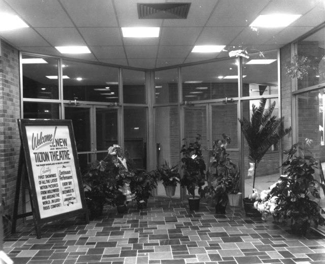 Opening night - 1965