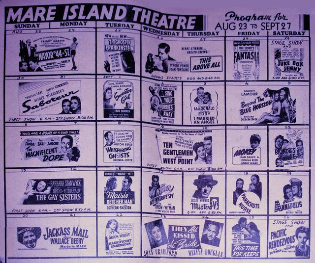 Mare Island Theatre
