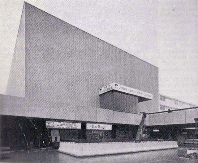 Jerry Lewis Cinemas