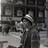 Shubert marquee left background. 1962 photo credit Lee Balterman.