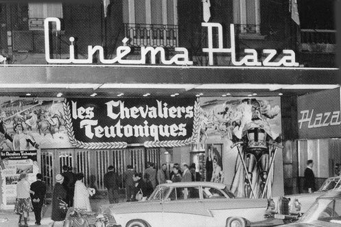 Plaza et Acropole Cinema