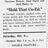 Movie Ad - Plattsburg Leader - October 7, 1938