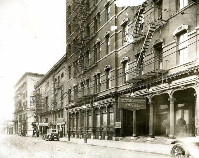 Providence Opera House