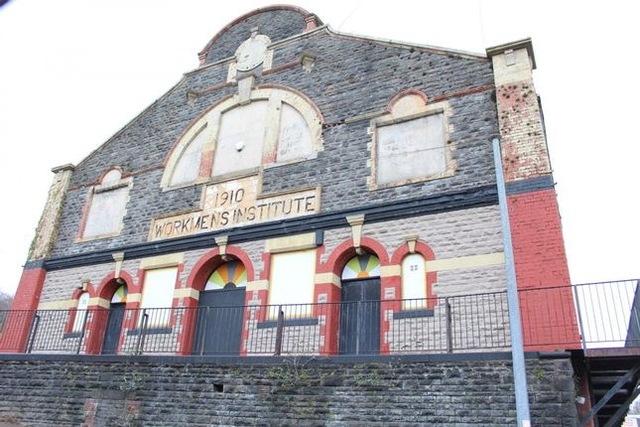 Abertridwr Welfare Hall and Institute