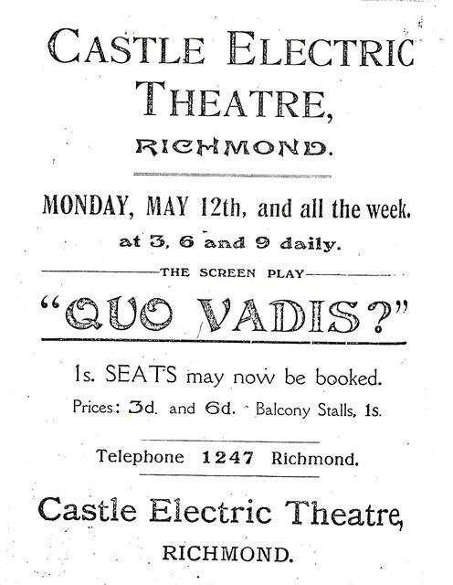Castle Electric Cinema