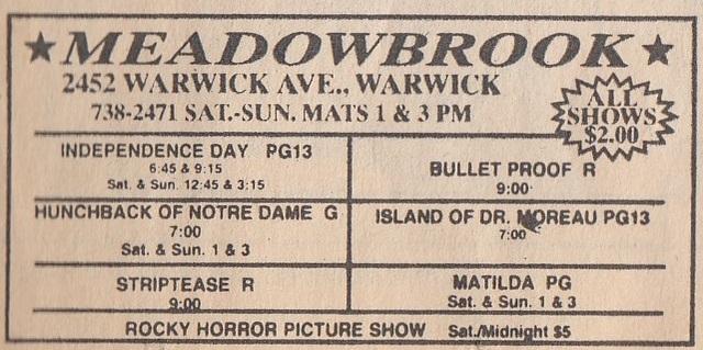 Meadowbrook Cinemas