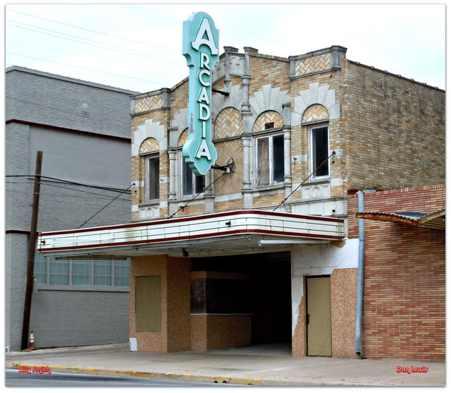 Arcadia© Theater...Temple Texas