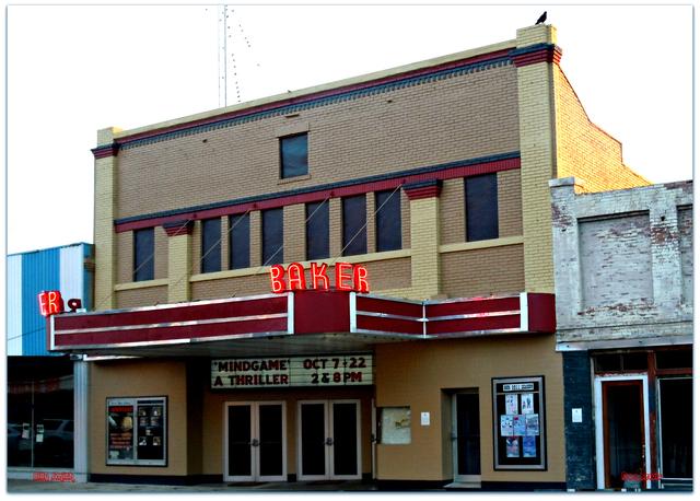 Baker© Theater...Lockhart Texas