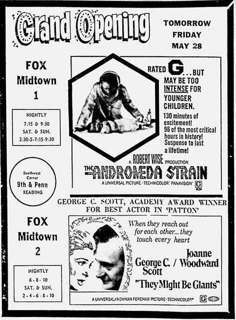 Fox Midtown Twin Theatre