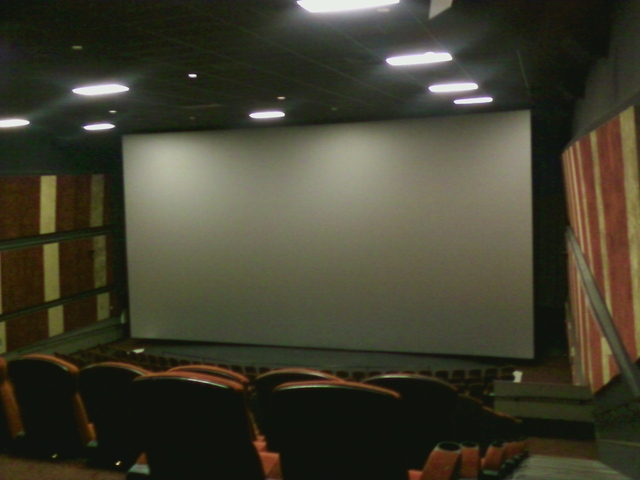 AMC Neshaminy 24's IMAX Screen