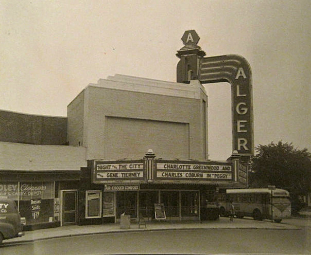 Morningside movie theatre