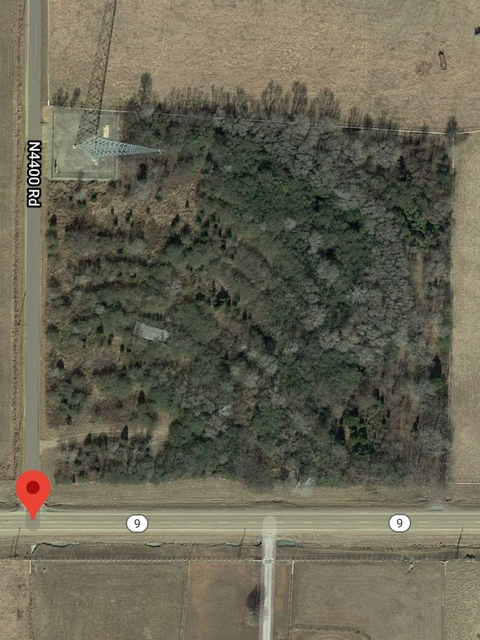Current Google Earth (2020) image of Meadow Drive In property