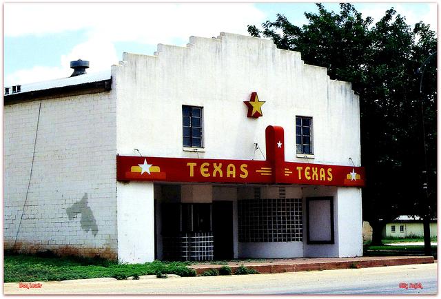 TexasTheater©...Bronte Texas