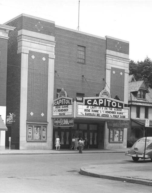 Capitol Theater 1948