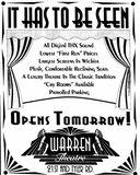 21st Street Warren Theatre