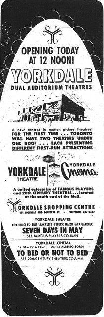 Yorkdale Six Cinemas