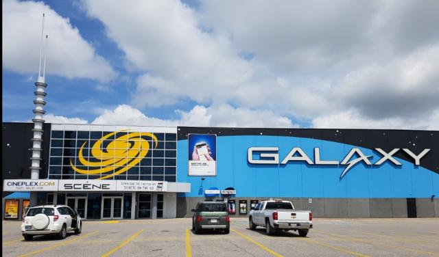 Galaxy Cinemas Barrie