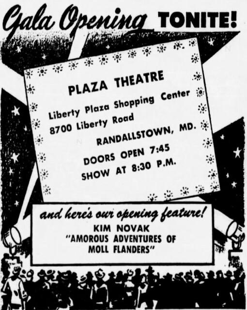 Randallstown Twin Cinema