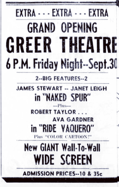 Greer Theater