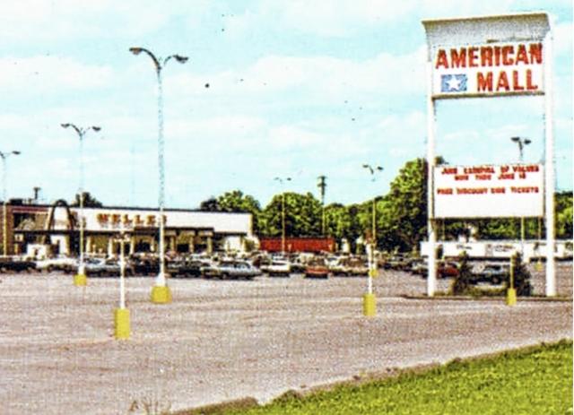 American Mall Cinema I & II