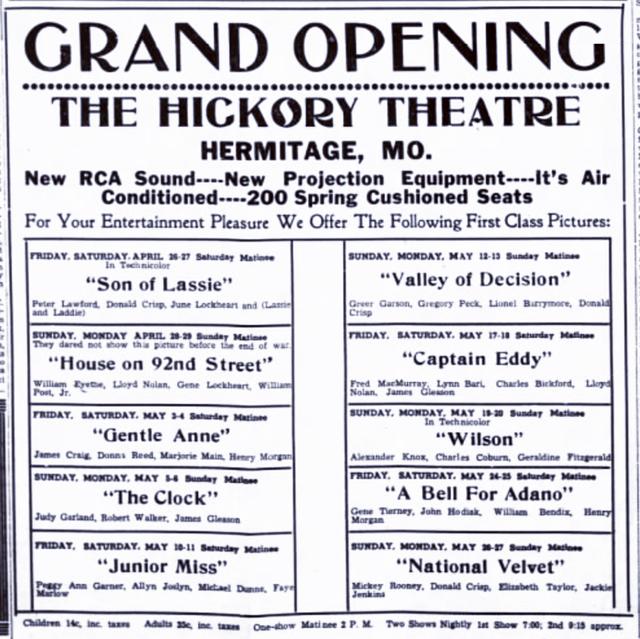 Hickory Theatre