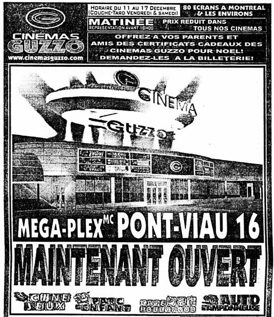 Mega-Plex Pont-Viau 16