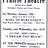 Prairie Theater
