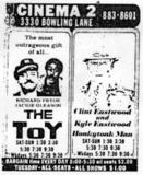 "[""The Toy & Honkytonk Man December 1982""]"