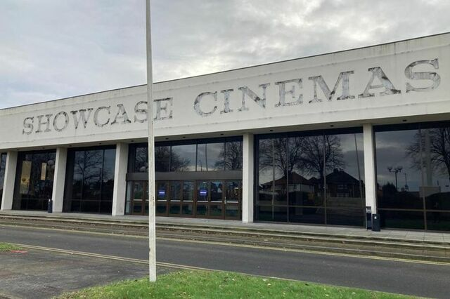 Showcase Cinemas Foresters Park, Derby