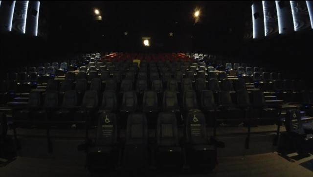 AVX auditorium seating