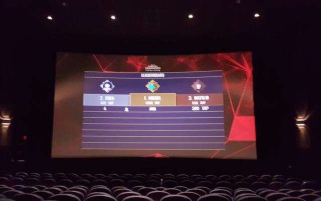 Medium sized auditorium