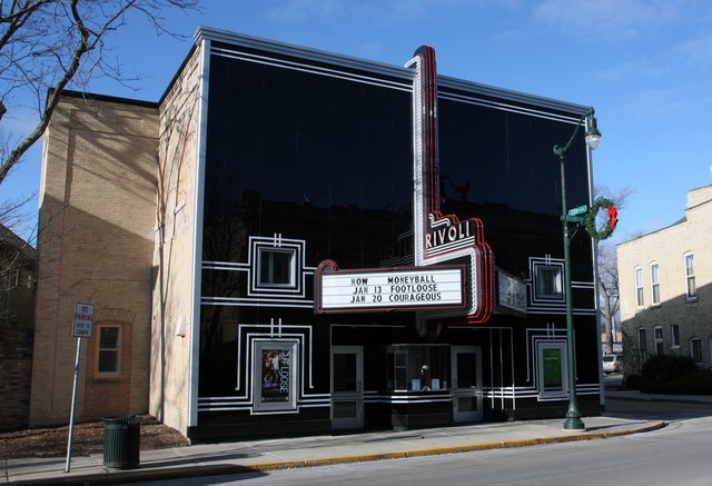 Rivoli Theatre, Cedarburg, WI