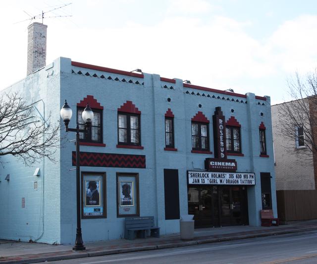 Rosebud Cinema Drafthouse/Tosa Theatre, Wauwatosa, WI