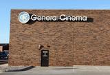 Deerbrook Cinema, Deerfield, IL - General Cinema sign