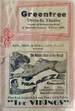 "[""Greettree Drive-In Theatre flier""]"