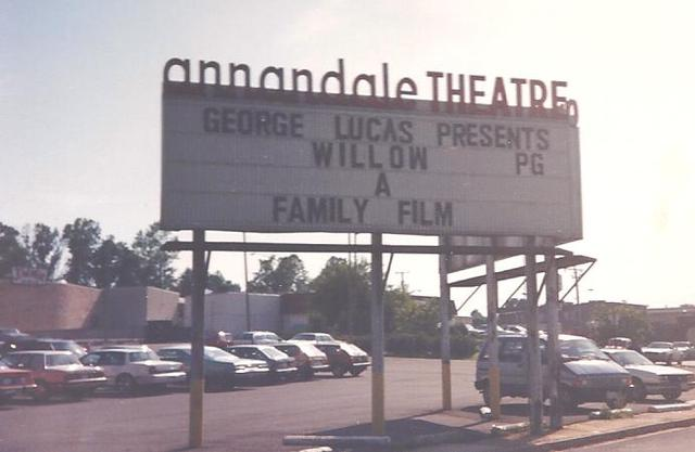 Annandale Theatre