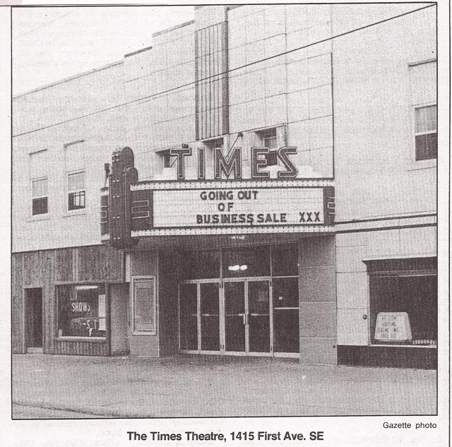 New Times 70 Theatre had a Jeweled Look