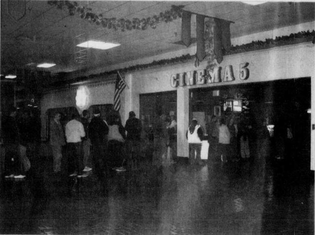 Allen White Sands Mall Cinema 5