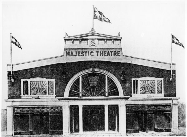 Majestic Theatre, High Wycombe.