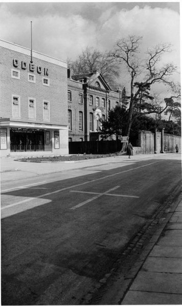 Odeon Cinema, Marlow.