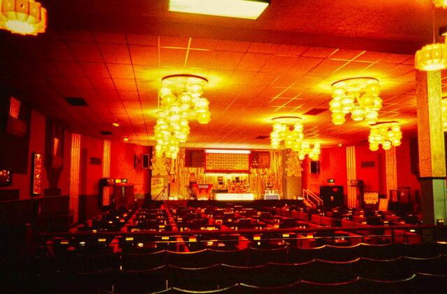Palace Burslem as Bingo Hall