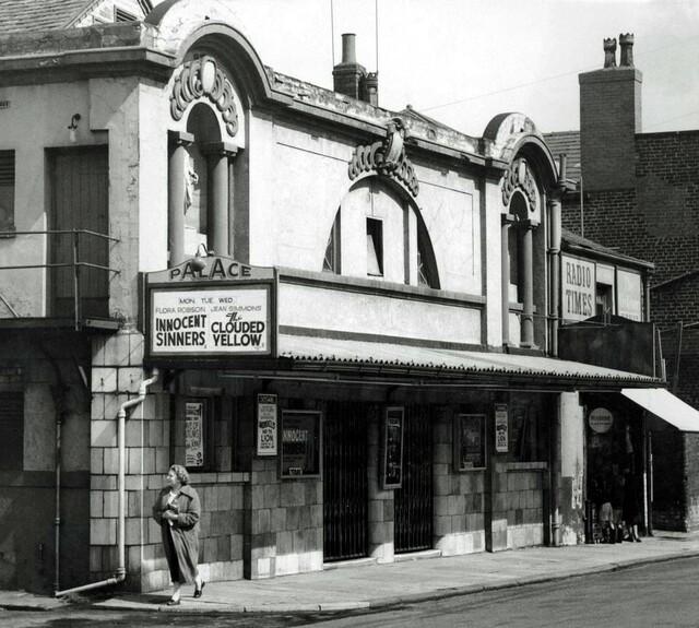 The Palace Cinema, Farnworth.
