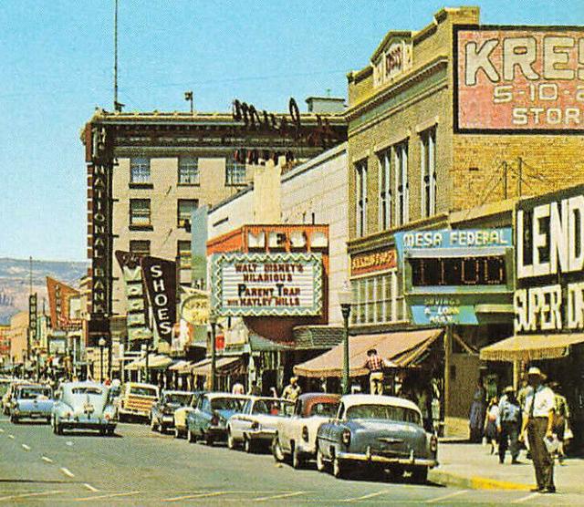 Mesa - Grand Junction, CO