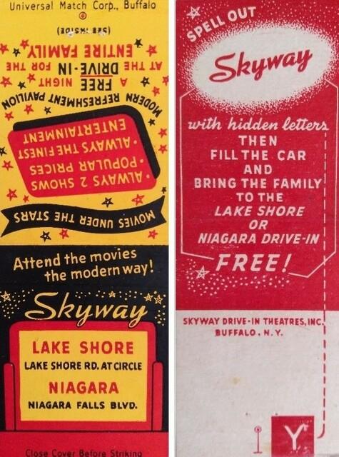 Skyway Lakeshore  Drive-In