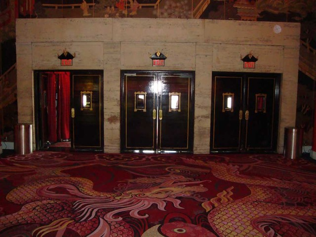 Grauman's Chinese Main Exit