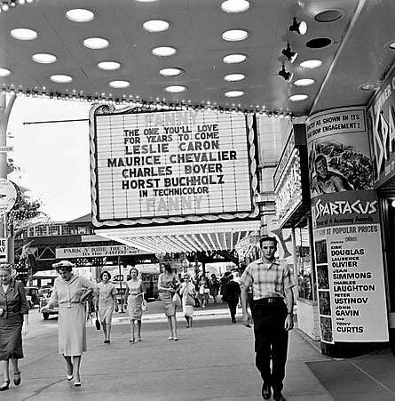 Circa June/July 1961 photo credit & copyright © Chicago Historical Society/Chicago History Museum.