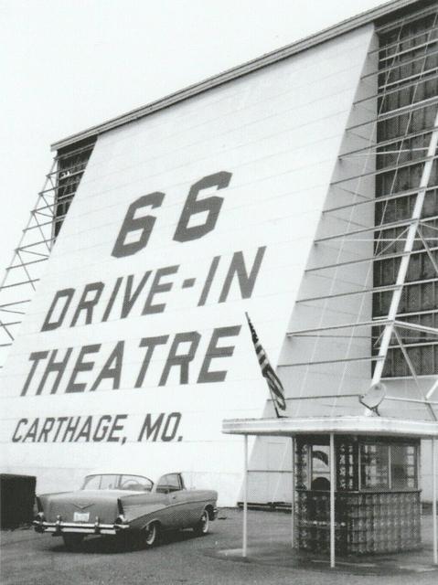 66 Drive-In - Carthage, MO