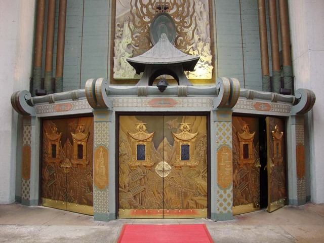 Grauman's Chinese Main Entrance
