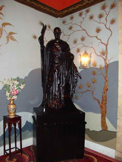 Lao Tzu Statue