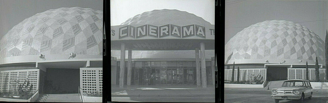 Cinerama Dome - Los Angeles, CA